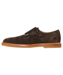"Herren Monks ""Suede Crep Boden Double Monk"""
