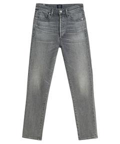"""Damen Jeans """"Olivia"""" Crop High Rise Slim Fit"""