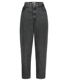 Damen Jeans High Loose Tapered Fit