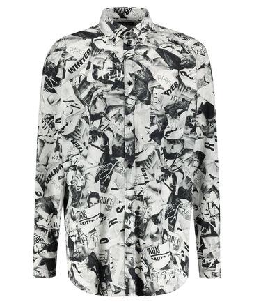 Balenciaga - Herren Freizeithemd Langarm