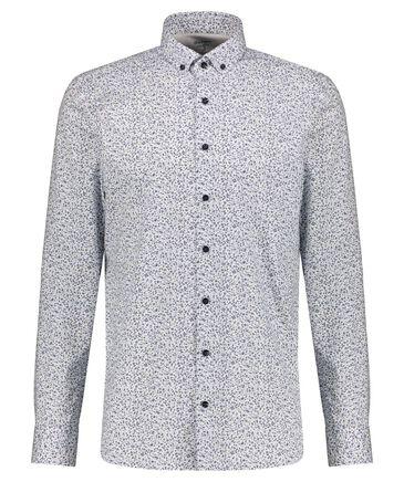 OLYMP Level Five - Herren Freizeithemd Modern Fit Langarm