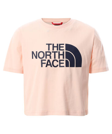"""The North Face - Mädchen T-Shirt """"Easy Cropped Tee"""""""