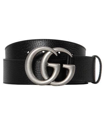 "Gucci - Herren Ledergürtel ""Grain Leather GG"""