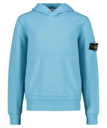 Stone Island - Jungen Sweatshirt mit Kapuze