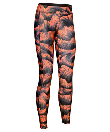 "Under Armour - Damen Trainingstights ""HeatGear® Armour Print"""
