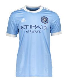 "Damen und Herren Trikot ""New York City FC"" Kurzarm"