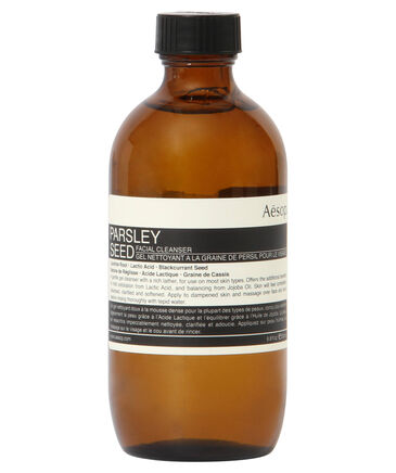 """Aesop - entspr. 25Euro/100ml - Inhalt: 200ml Reinigungsgel """"Parsley Seed Facial Cleanser"""""""