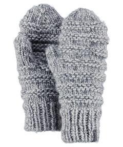 Damen Handschuhe / Fausthandschuhe / Fäustlinge Jasmin Mitts