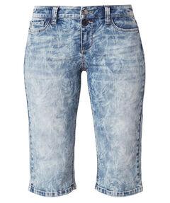 Damen Jeansshorts Curvy Slim Fit