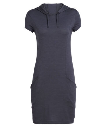"""Icebreaker - Damen Outdoor-Kleid """"Women's Cool-Lite Yanni Hooded Dress Short Sleeve"""""""