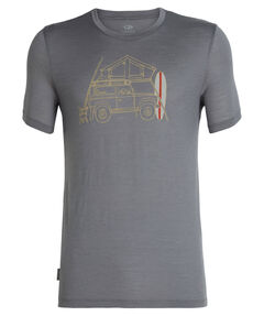 "Herren Outdoor-Shirt ""Tech Lite Short Sleeve Crewe Surfspot Camper"" Kurzarm"