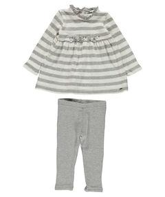 Mädchen Baby Pullover mit Leggings zweiteiliges Set