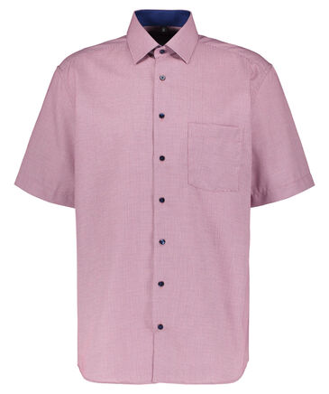 Eterna - Herren Businesshemd Modern Fit Kurzarm