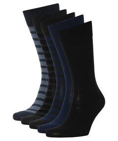 Herren Socken Geschenk-Set 5er-Pack
