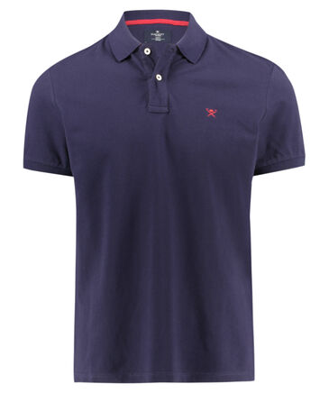Hackett London - Herren Poloshirt Slim Fit Kurzarm