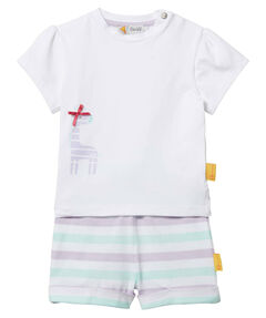 Mädchen Baby Set T-Shirt und Shorts