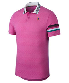 "Herren Poloshirt ""Court Advantage"" Slim Fit Kurzarm"