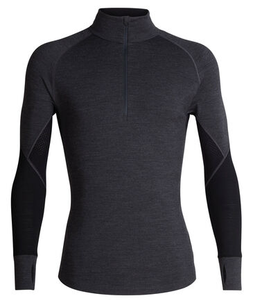 "Icebreaker - Herren Funktionsunterhemd ""Bodyfitzone 260 Winter Zone Long Sleeve Half Zip"""