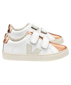 "Kinder Sneaker ""Esplar Extra White Venus"""