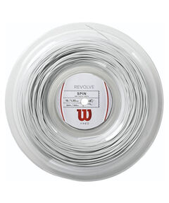 Tennissaite Revolve 16/1.35mm 200m Rolle white