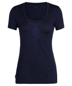"""Damen Outdoor-Shirt """"Tech Lite Short Sleeve Scoop Lancewood"""" Kurzarm"""
