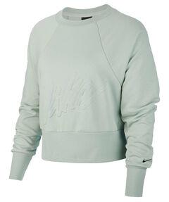 """Damen Sweatshirt """"Get Fit"""""""