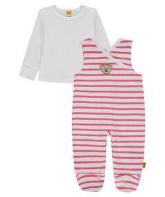 Mädchen Baby Strampler mit Shirt 2tlg. Set
