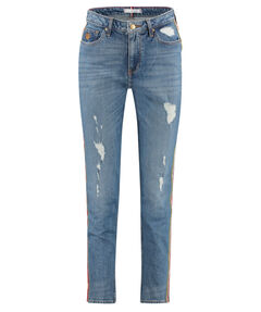 "Damen Jeans ""Gramercy"" Tapered Fit verkürzt"