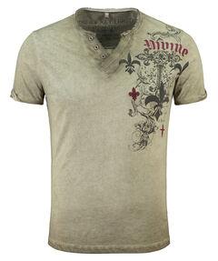 "Herren T-Shirt ""MT Knight Button"""