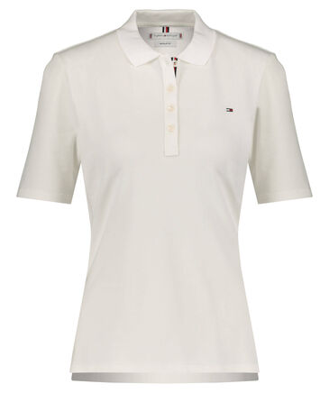 Tommy Hilfiger - Damen Poloshirt Kurzarm