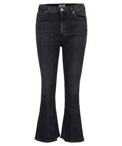 "Damen Jeans ""Demy Cropped Flare"" Slim Fit"