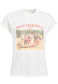 """Damen T-Shirt """"Kristos 80's Camp"""""""