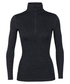 "Damen Funktionsunterhemd ""250 Vertex LS Half Zip Mountain"""