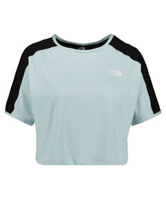 "Damen T-Shirt ""Active Trail"" verkürzt"