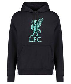 "Herren Sweatshirt mit Kapuze ""Liverpool FC Club"""