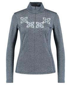 Damen Ski Rollkragen Sweatshirt