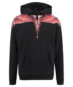 """Herren Sweatshirt """"Red Ghost Wings Hoodie"""""""