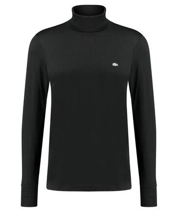 Lacoste - Herren Rollkragen-Shirt Langarm