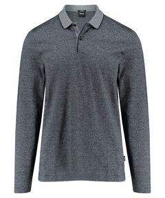 "Herren Poloshirt ""Paschal"" Slim Fit Langarm"