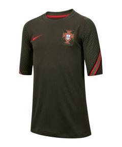 "Kinder Fußballshirt ""Portugal Strike"" Kurzarm"