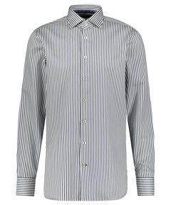 Herren Businesshemd Tailored Fit Langarm