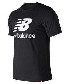 """Herren T-Shirt """"Essentials Stacked Logo"""""""