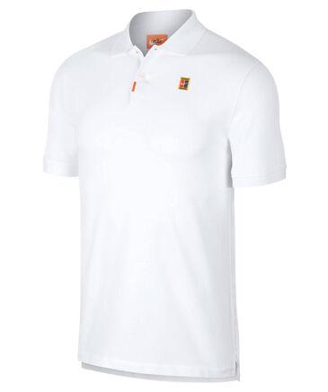 Nike - Herren Tennis-Poloshirt Slim Fit Kurzarm