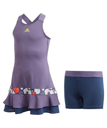 """adidas Performance - Mädchen Tennis Kleid """"Frill Dress"""" zweiteilig"""