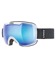 """Ski- und Snowboardbrille """"Downhilll 2000"""" white blue"""