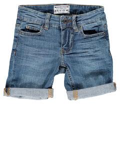 Jungen Kleinkind Jeansshorts