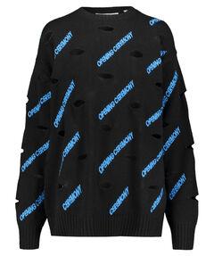 "Damen Pullover ""Allover Logo CN Sweater"""