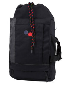 "Rucksack ""Blok Medium"" - Licorice Bold"
