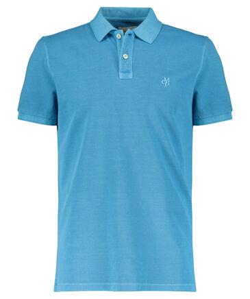 Marc O'Polo - Herren Poloshirt Regular Fit Kurzarm