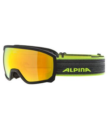 """Alpina - Kinder Skibrille """"Scarabeo JR MM"""""""